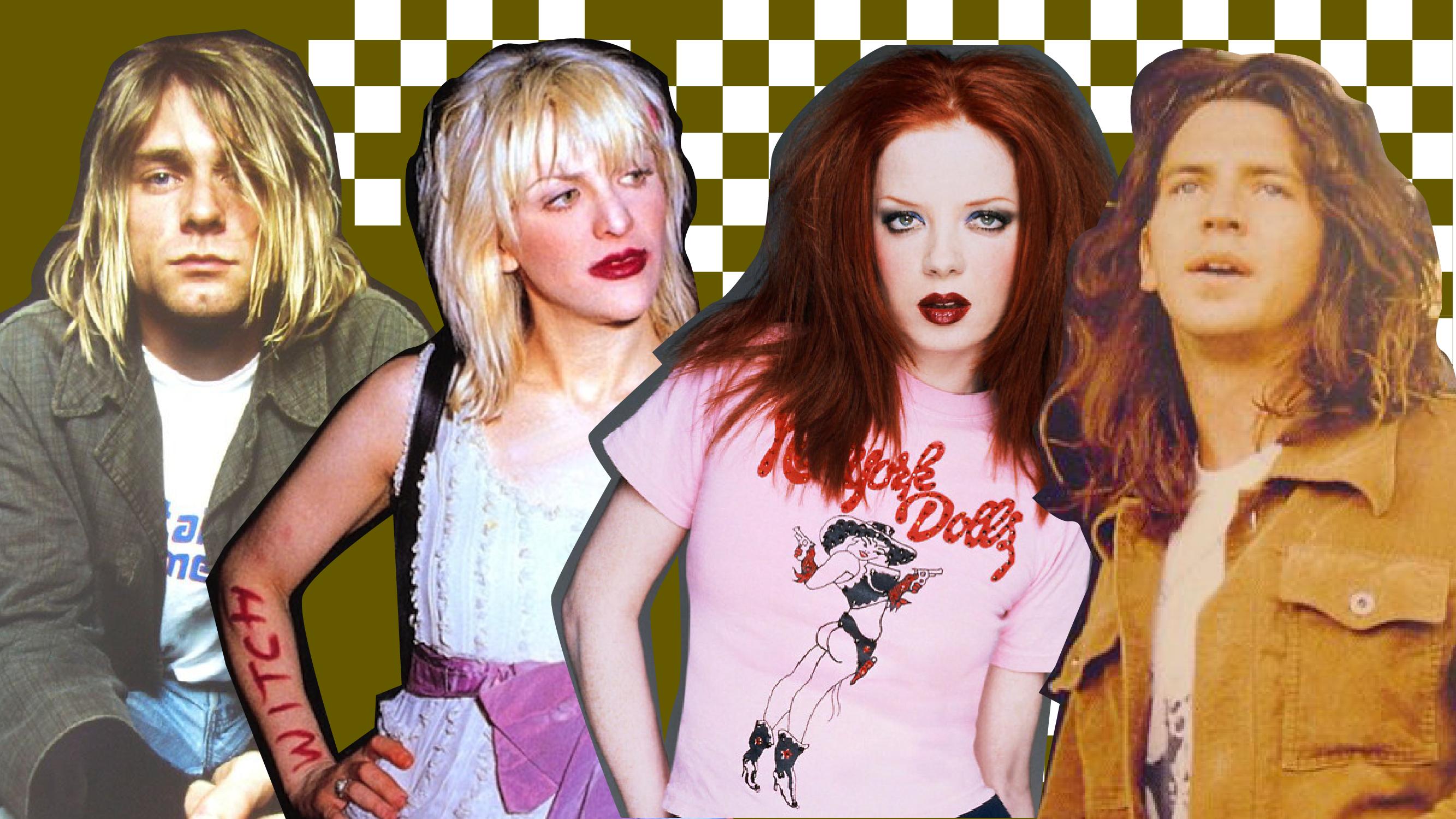 Grunge Channel Collage