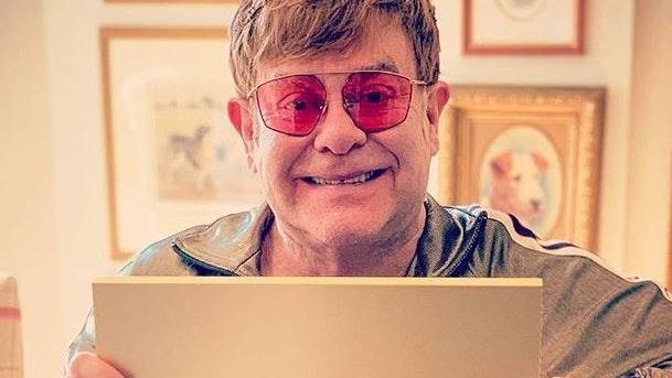 Elton John YouTube