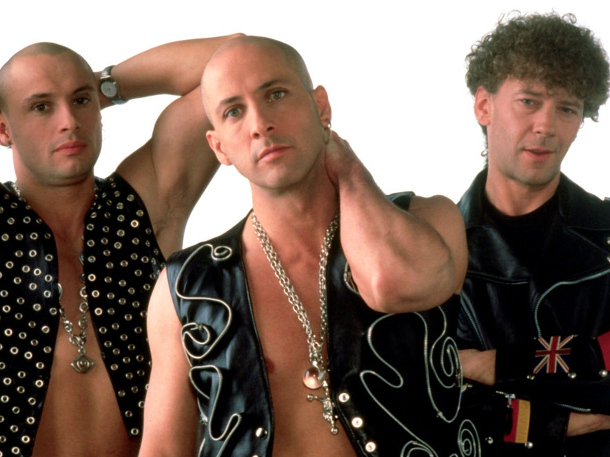 Right Said Fred Too Sexy