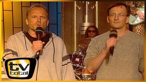 Sächsischer Mega Hit! Die Ö La Palöma Boys live - TV total Classic