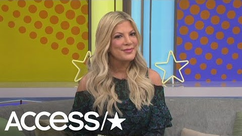 Tori Spelling Confirms '90210' Revival Is Happening With Most Of The Original Cast   Access