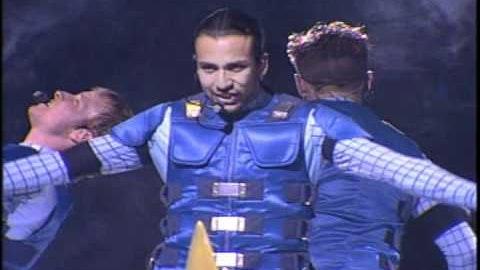 Backstreet Boys- Larger Than Life